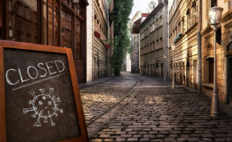 Παράταση του lockdown – Προς μετάθεση η επαναφορά του click away