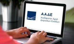 ΑΑΔΕ: Η διενέργεια 25.500 φορολογικών ελέγχων για τον εντοπισμό υποθέσεων φοροδιαφυγής, στόχος για το 2021