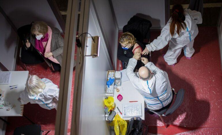 Κοροναϊός : Ξεπέρασαν τα 100 εκατομμύρια οι εμβολιασμοί