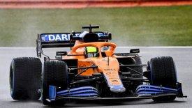 Πρώτη γεύση από τη νέα McLaren στην πίστα του Σίλβερστον (pics & vid)