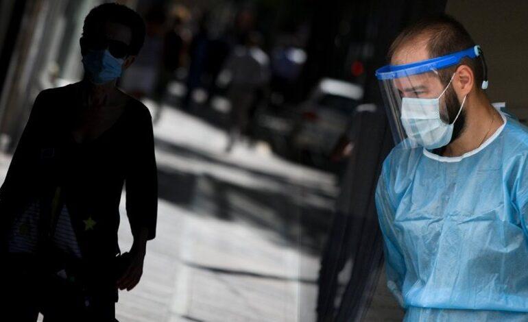 Ψήνεται στον… πυρετό η Αττική – Παγώνει η άρση των μέτρων, μεγαλώνει η ανησυχία