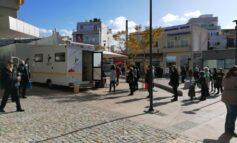 Δωρεάν rapid τεστ πραγματοποιήθηκαν από τον ΕΟΔΥ και τον Δήμο Αμαρουσίου