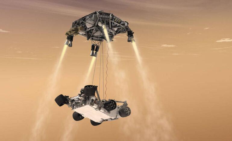 Perseverance : Η NASA γράφει ιστορία στον Άρη