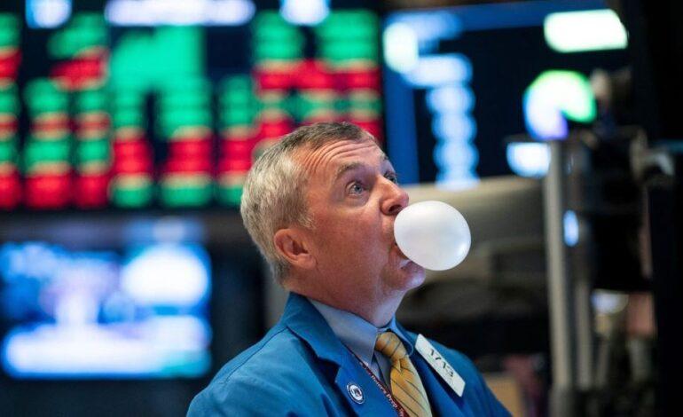 Η Fed έχει δημιουργήσει τη μεγαλύτερη χρηματοοικονομική φούσκα στην ιστορία