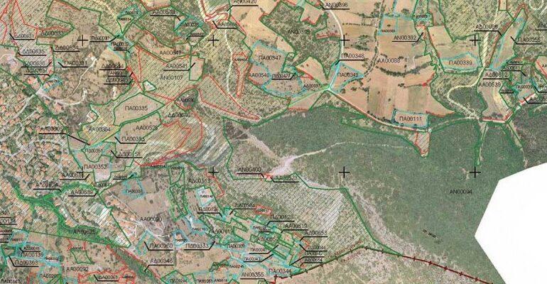 """""""Διαπαραταξιακή"""" για τους δασικούς χάρτες με πρωτοβουλία του Δημάρχου Διονύσου"""