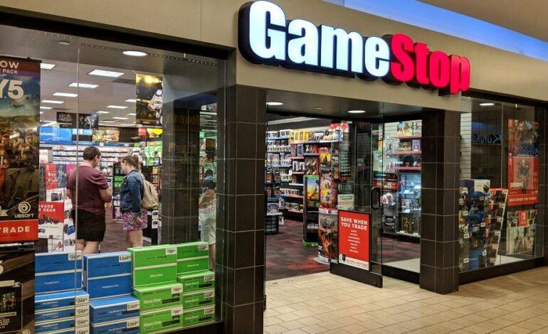 Βυθίστηκε η μετοχή της GameStop