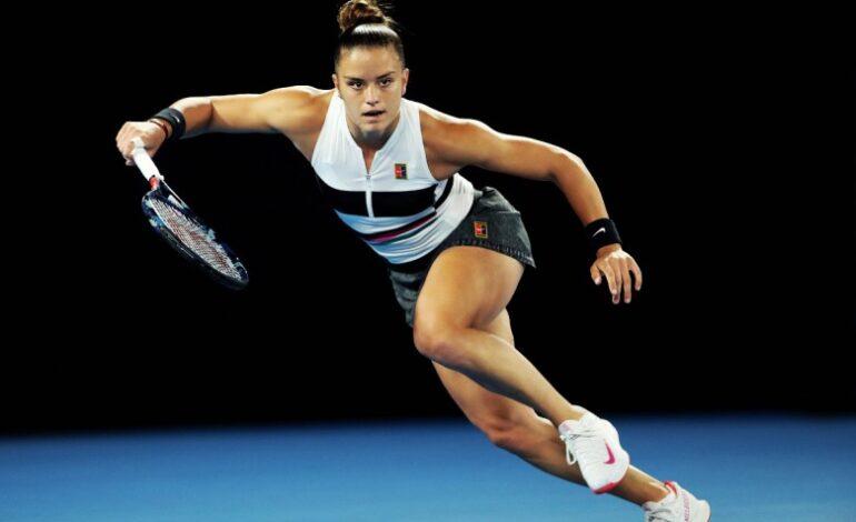 Αποκλεισμός με το… καλημέρα για τη Σάκκαρη στο Australian Open
