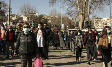 Τουρκία: 63 θάνατοι και 15.503 κρούσματα κορωνοϊού σε 24 ώρες