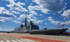 Στο λιμάνι του Πειραιά η γαλλική φρεγάτα Languedoc