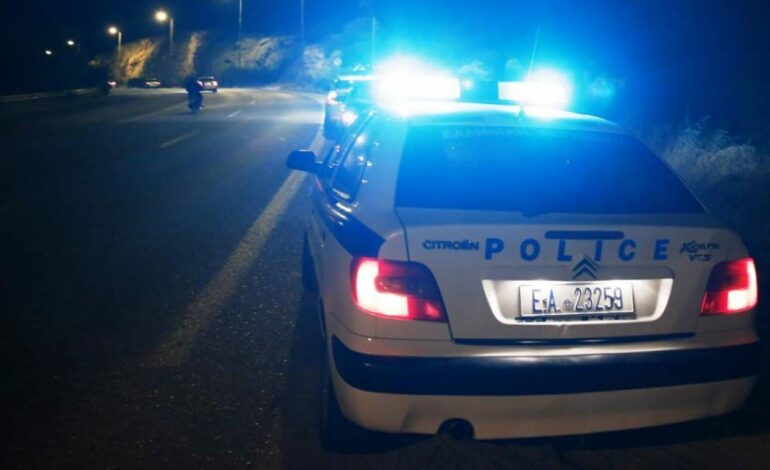 Έβρος: Συνελήφθη διακινητής μεταναστών έπειτα από καταδίωξη