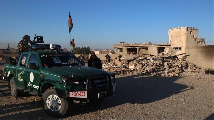 Αφγανιστάν: Τουλάχιστον 7 νεκροί και πάνω από 50 τραυματίες από έκρηξη παγιδευμένου αυτοκινήτου
