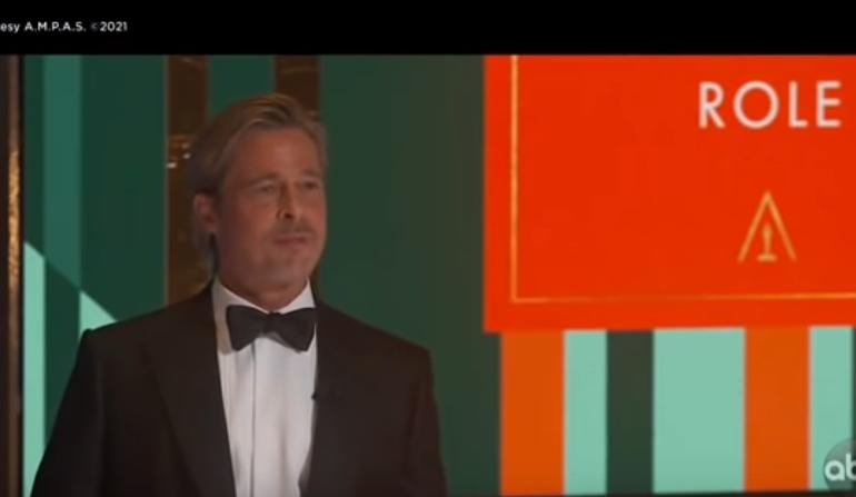 Όσκαρ 2021: Η γκάφα του Μπραντ Πιτ και το λάθος όνομα ηθοποιού