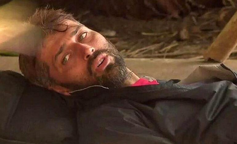 Αλέξης Παππάς: Το νέο αινιγματικό post του ηθοποιού μέσα από την καλύβα του Survivor
