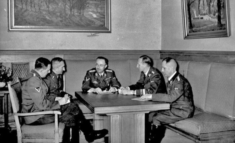 Αποκαλύψεις για τον πρώην διοικητή της Γκεστάπο που κατασκόπευε τη Σοβιετική Ένωση για χάρη της Δύσης