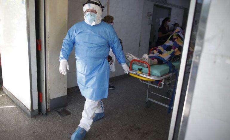 Αρνητικό ρεκόρ με πάνω από 29.000 κρούσματα στην Αργεντινή