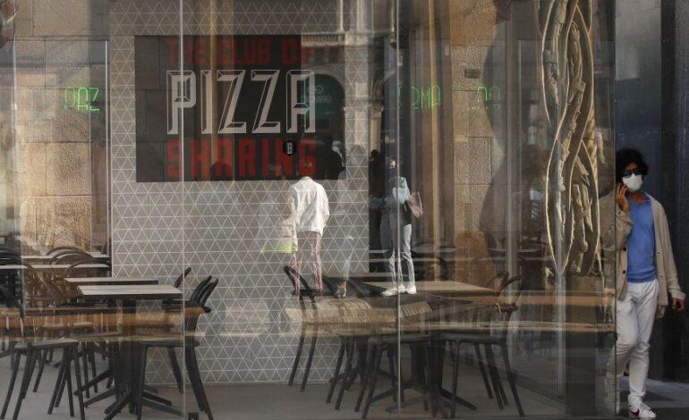 Ιταλία: Ανοίγει η εστίαση στους εσωτερικούς χώρους