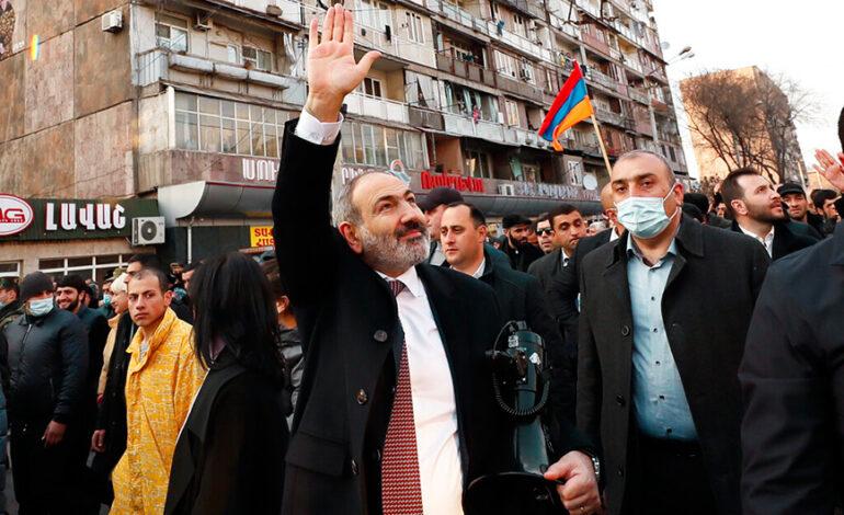 Αρμενία: Ο πρωθυπουργός Πασινιάν αυτοανακηρύχθηκε νικητής των βουλευτικών εκλογών