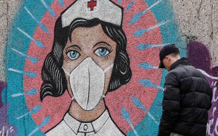 Προειδοποιούν οι ειδικοί στη Γερμανία για τα κρούσματα: Οι αριθμοί πρέπει να μειωθούν