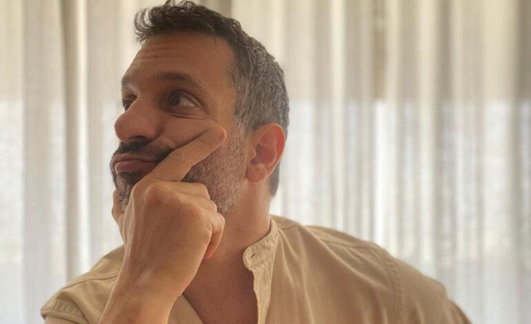Γιώργος Χρανιώτης: Είχα υπέρμετρη εμπιστοσύνη ότι δεν θα κολλήσω, αλλά τελικά ο κορονοϊός δεν χαρίζεται