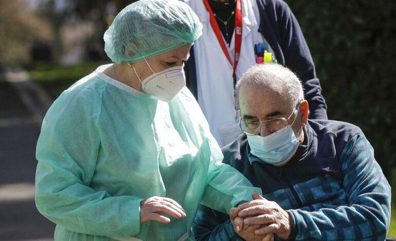 Ιταλία:  Μόνο το 38,7% των πολιτών άνω των 80 ετών έχει εμβολιασθεί και με τις δύο δόσεις