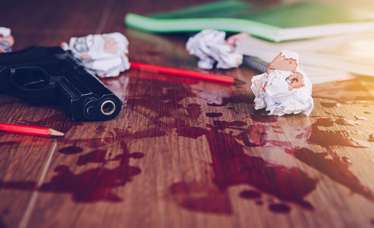 Μακελειό σε σπίτι με έναν γιατρό και τα εγγόνια του 9 και 5 ετών ανάμεσα στους πέντε νεκρούς