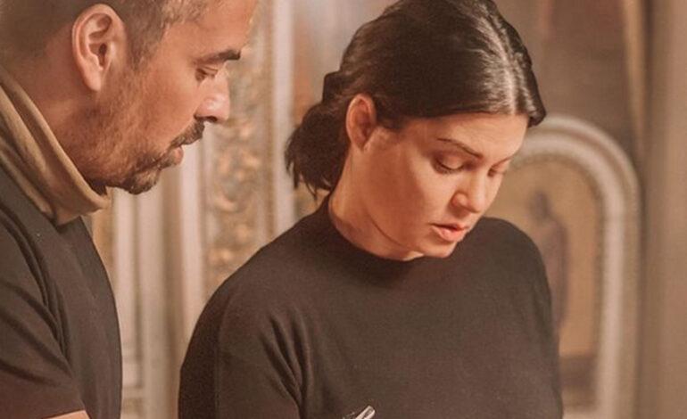 Μαρία Κορινθίου: Η απάντησή της σε σχόλιο που την χλευάζει για την ερμηνεία του Επιτάφιου Θρήνου