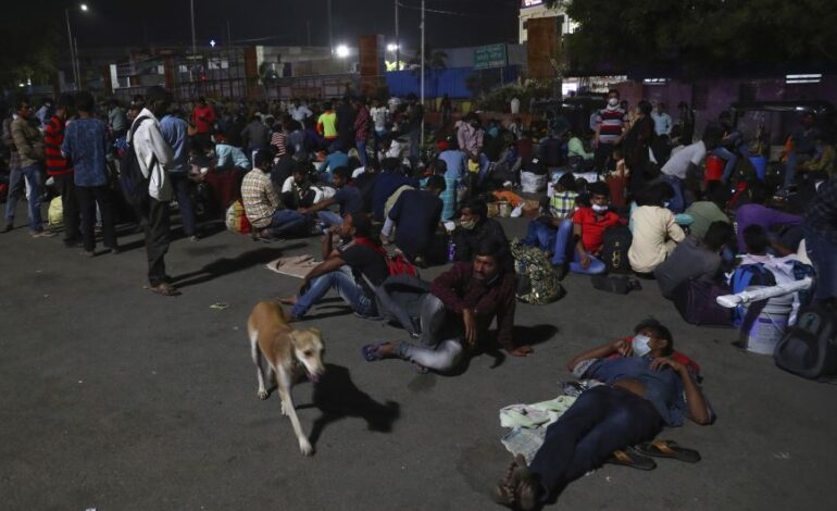 Νέο παγκόσμιο ρεκόρ στην Ινδία με περισσότερα από 386.000 κρούσματα κορονοϊού
