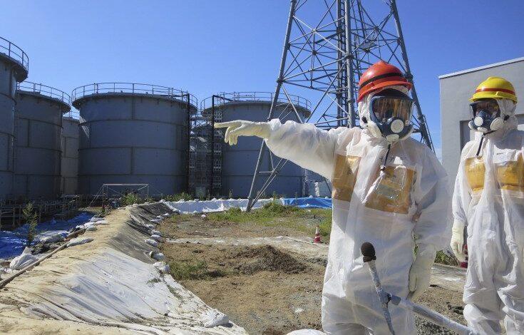 Ομάδα της ΙΑΕΑ θα επιβλέπει τη ρίψη στη θάλασσα μολυσμένου νερού από τη Φουκουσίμα