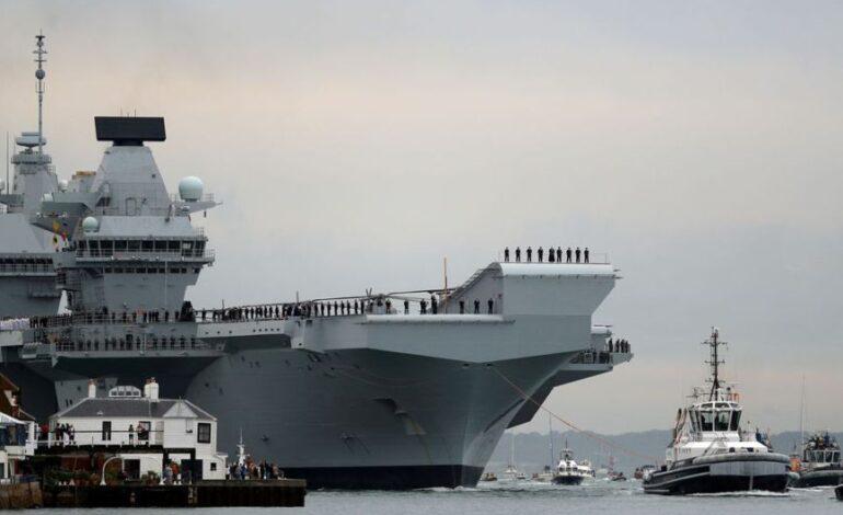 Ουκρανία: Βρετανικά σκάφη θα καταπλεύσουν στη Μαύρη Θάλασσα τον Μάιο
