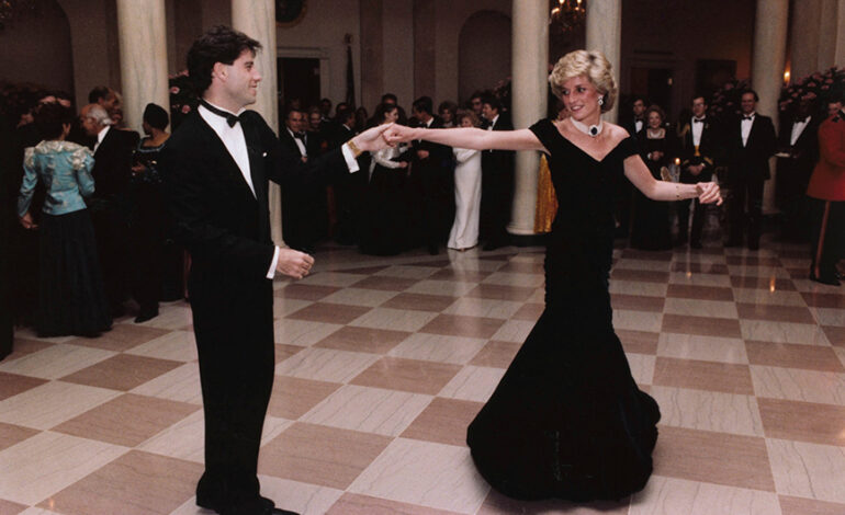 Ο Τζον Τραβόλτα θυμάται τον χορό του με την πριγκίπισσα Νταϊάνα: «Ήταν σαν παραμύθι»