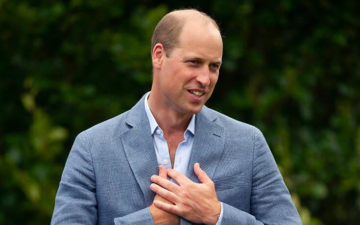 Ο πρίγκιπας Ουίλιαμ ευχαρίστησε προσωπικά εργαζομένους στο Σύστημα Υγείας της Βρετανίας