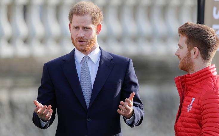 «Πάρτι» στα social media για το νέο τίτλο του πρίγκιπα Χάρι
