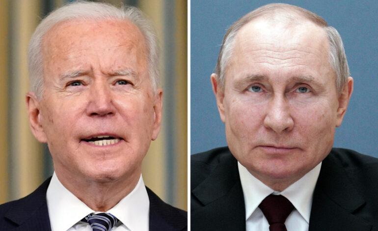 Πρόταση Κουρτς για συνάντηση Μπάιντεν – Πούτιν στη Βιέννη