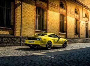 Πόσο κοστίζει στην Ελλάδα το Mustang Mach 1 των 460 ίππων