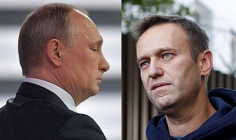 Ρωσία: Έκκληση στον Πούτιν από 70 καλλιτέχνες για να παρασχεθεί ιατρική φροντίδα στον Ναβάλνι