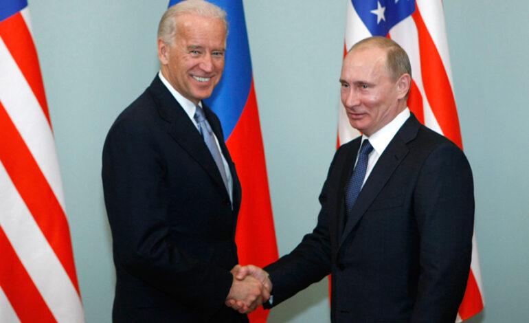 Ρωσία: Το καλοκαίρι η συνάντηση Πούτιν – Μπάιντεν