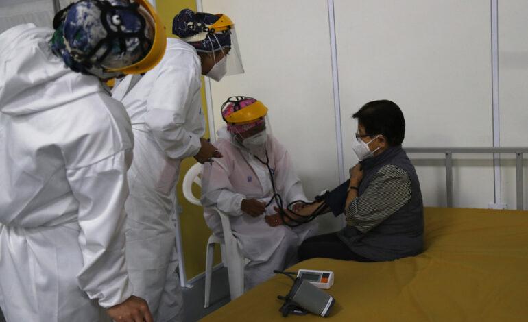 Στα όριά τους τα νοσοκομεία στον Ισημερινό, λίστες αναμονής για ένα κρεβάτι