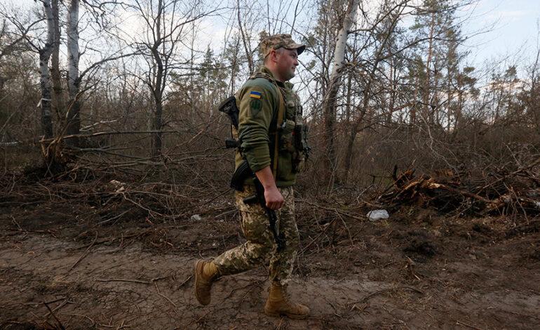 Συγκρούσεις στην Ουκρανία με φιλορώσους αυτονομιστές: Νεκρός ένας στρατιώτης