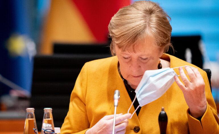 Τηλεδιάσκεψη Μέρκελ σήμερα με επικεφαλής κρατιδίων, στο τραπέζι τα «προνόμια» για εμβολιασμένους