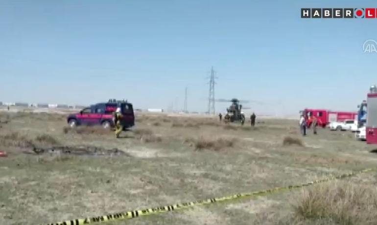 Τουρκία: Συνετρίβη μαχητικό αεροσκάφος – Νεκρός ο πιλότος
