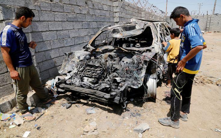 Το Ισλαμικό Κράτος πίσω από το προχθεσινό μακελειό σε αγορά της Βαγδάτης