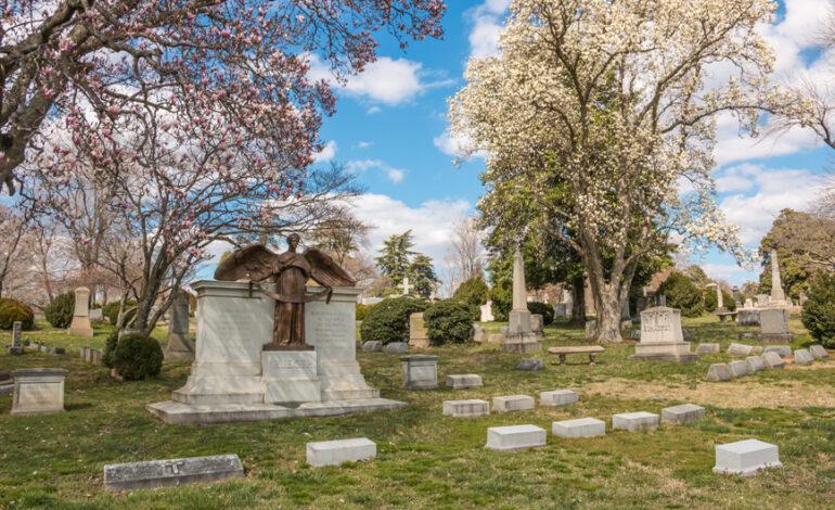 Το νεκροταφείο στη Βιρτζίνια και ο θρύλος με το βαμπίρ που κατοικεί σε αυτό