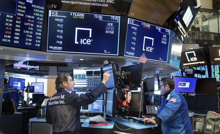 Δεν κατάφερε να δώσει συνέχεια στα ρεκόρ η Wall Street