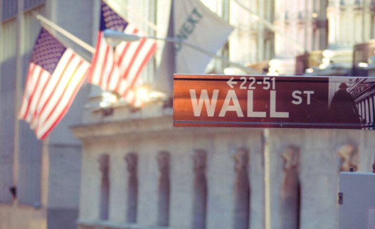 Wall: Απώλειες για την εβδομάδα παρά τα χθεσινά κέρδη
