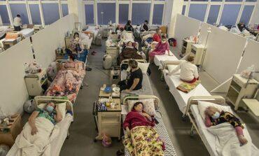 Ρεκόρ θανάτων λόγω κορωνοϊού καταγράφει για δεύτερη συνεχόμενη ημέρα η Ουκρανία