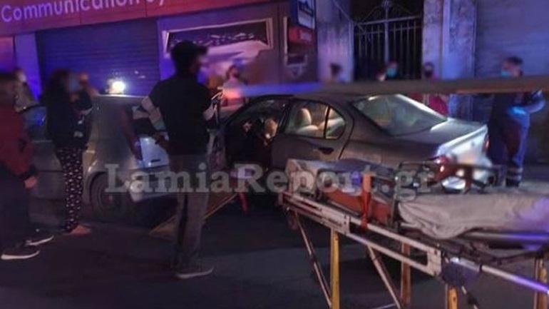 Τραγωδία στη Λαμία: Πέθανε 36χρονη μητέρα την ώρα που οδηγούσε
