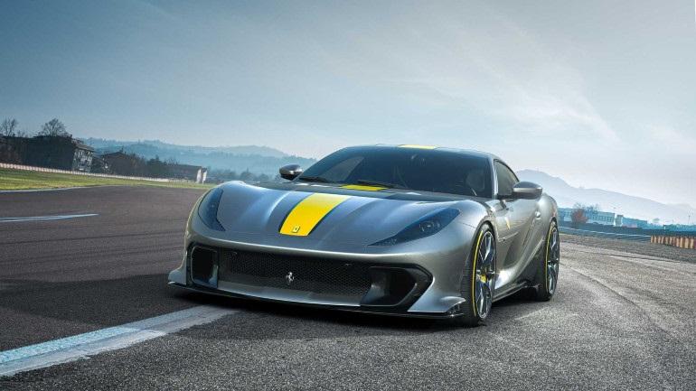 Η Ferrari ετοιμάζει ειδική έκδοση της 812 Superfast