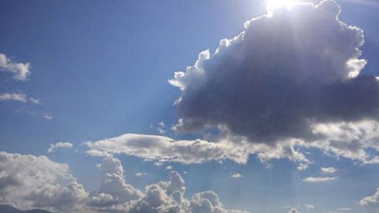 Ο καιρός σήμερα 27 Απριλίου