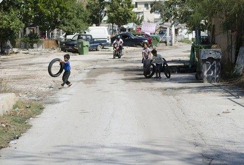 Νομισματοκοπείο: Επιπλέον μέτρα στον οικισμό Ρομά