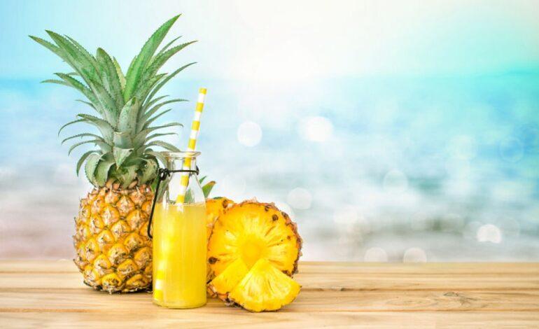 Ανανάς: Τα πολλαπλά οφέλη του τροπικού αυτού φρούτου στην υγεία μας